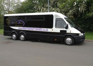 16 Seater Party Bus